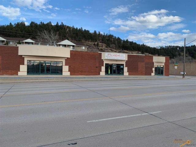 712 Jackson Blvd, Rapid City, SD 57702 (MLS #143761) :: Christians Team Real Estate, Inc.
