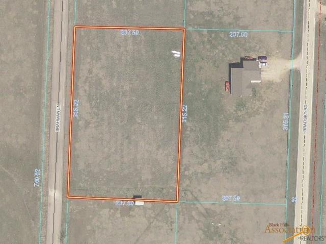 Lot 5B Brahman Lane, Rapid City, SD 57703 (MLS #143822) :: Dupont Real Estate Inc.