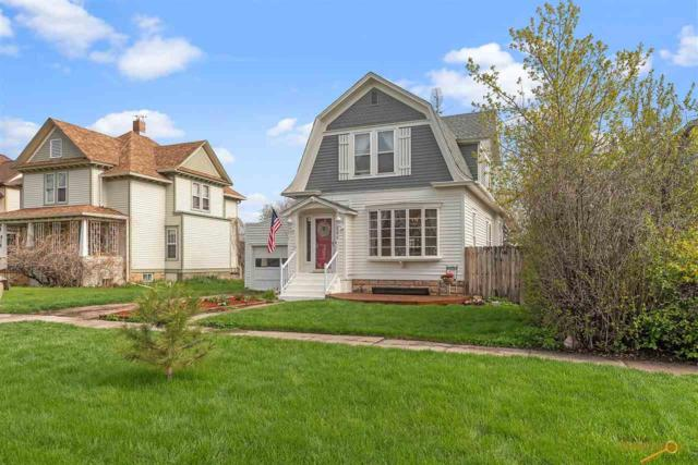 908 South, Rapid City, SD 57701 (MLS #143836) :: Dupont Real Estate Inc.