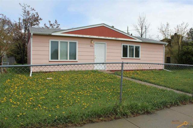 406 E Adam St, Rapid City, SD 57701 (MLS #143840) :: Dupont Real Estate Inc.