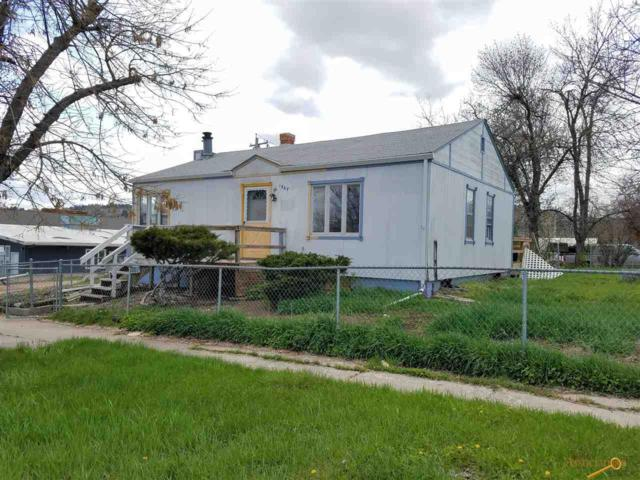 1907 6TH, Rapid City, SD 57701 (MLS #143865) :: Dupont Real Estate Inc.