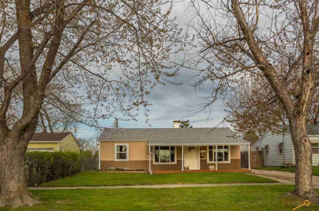 2113 Ivy Ave, Rapid City, SD 57701 (MLS #143866) :: Dupont Real Estate Inc.