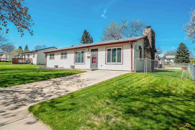 3419 Maple Ave, Rapid City, SD 57701 (MLS #143874) :: Dupont Real Estate Inc.