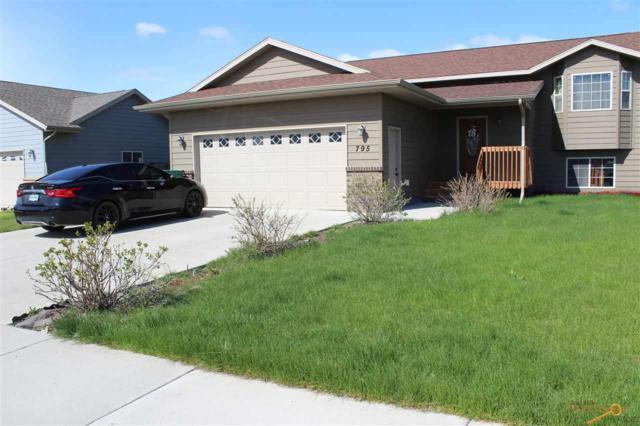 795 Sonic Way, Box Elder, SD 57719 (MLS #143877) :: VIP Properties