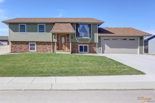 310 Lone Soldier Ct, Rapid City, SD 57719 (MLS #143878) :: Dupont Real Estate Inc.