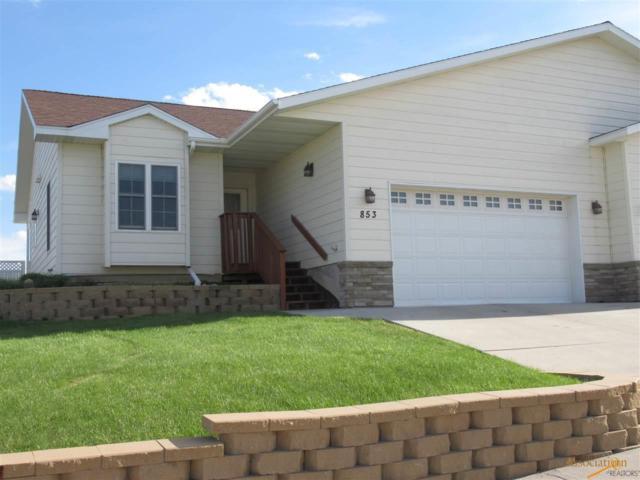 853 Auburn Drive, Rapid City, SD 57703 (MLS #143892) :: Christians Team Real Estate, Inc.