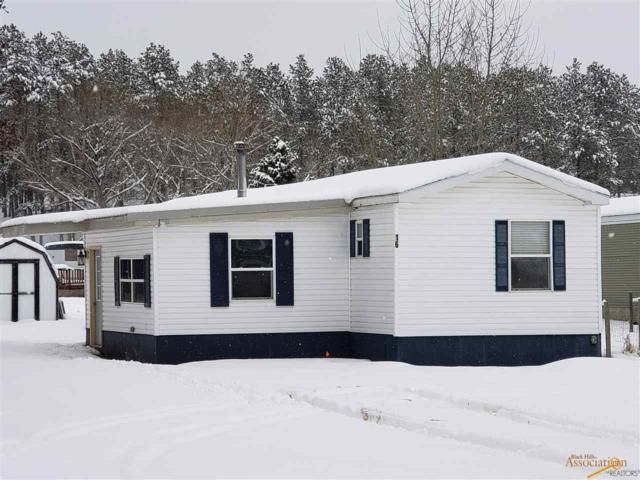 11967 Hwy 16, Custer, SD 57730 (MLS #143894) :: Dupont Real Estate Inc.