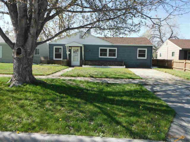 215 E St Andrew, Rapid City, SD 57701 (MLS #143902) :: Dupont Real Estate Inc.