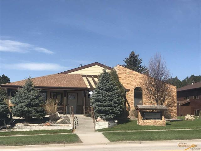 141 N 5TH ST, Custer, SD 57730 (MLS #143906) :: VIP Properties