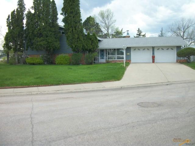 2515 Grandview Dr, Rapid City, SD 57701 (MLS #143930) :: Christians Team Real Estate, Inc.
