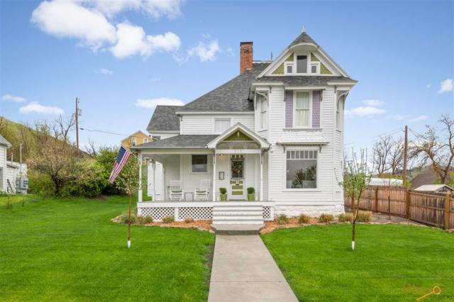 717 South, Rapid City, SD 57701 (MLS #143978) :: Dupont Real Estate Inc.