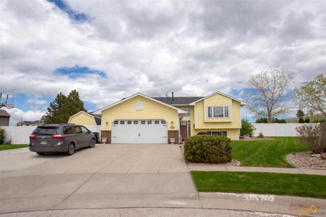 706 Hillshire Ct, Rapid City, SD 57701 (MLS #144051) :: Christians Team Real Estate, Inc.