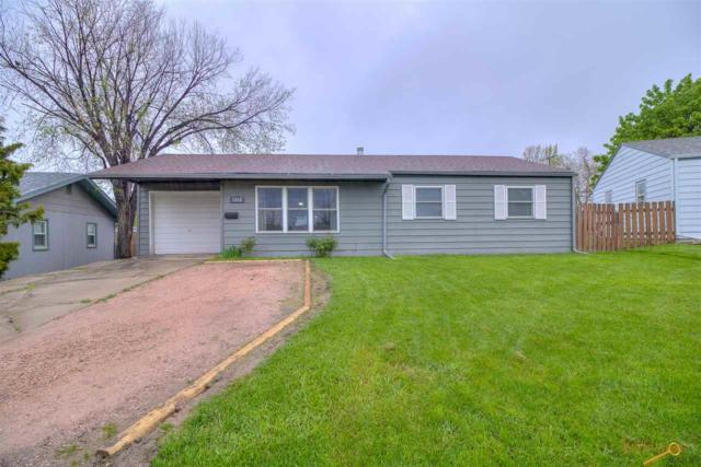 2418 Balsam Ave, Rapid City, SD 57701 (MLS #144067) :: Dupont Real Estate Inc.