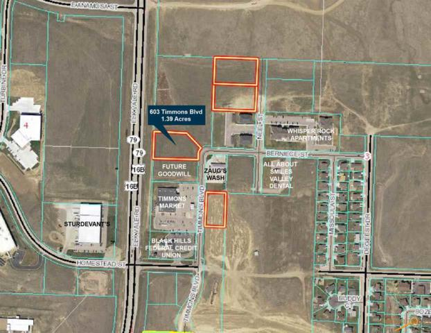 603 Other, Rapid City, SD 57703 (MLS #144308) :: Christians Team Real Estate, Inc.