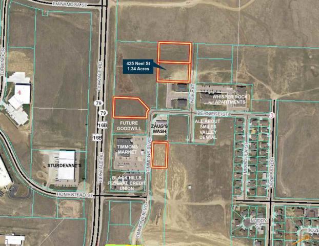 425 Neel, Rapid City, SD 57703 (MLS #144311) :: Christians Team Real Estate, Inc.