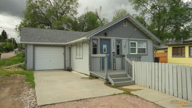 1603 6TH ST, Rapid City, SD 57701 (MLS #144354) :: Christians Team Real Estate, Inc.