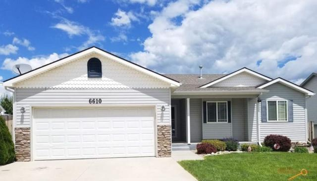 6610 Astoria Ln, Summerset, SD 57718 (MLS #144397) :: Dupont Real Estate Inc.
