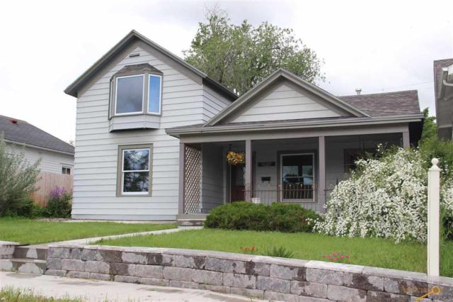 1027 12TH, Rapid City, SD 57702 (MLS #144432) :: Dupont Real Estate Inc.