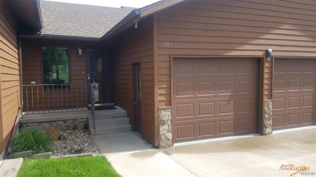 1045 Duffer Dr, Rapid City, SD 57702 (MLS #144484) :: Christians Team Real Estate, Inc.