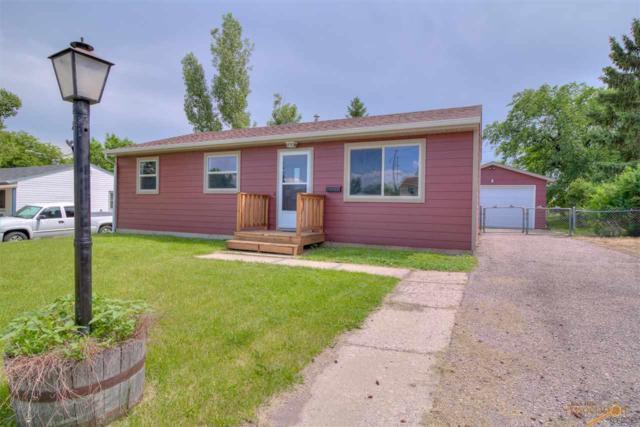 617 E Oakland, Rapid City, SD 57701 (MLS #144487) :: Dupont Real Estate Inc.