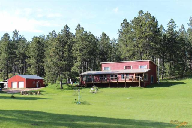 599 S Belair Dr, Custer, SD 57730 (MLS #144496) :: Christians Team Real Estate, Inc.