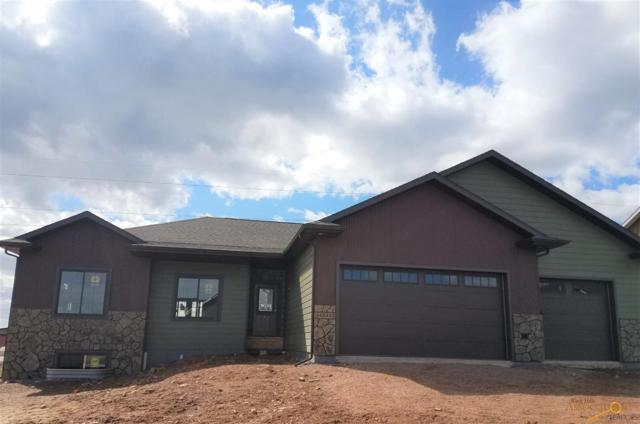 6039 Cloud Peak Dr, Rapid City, SD 57702 (MLS #144498) :: Dupont Real Estate Inc.