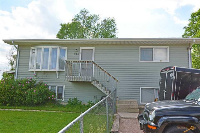645 Milwaukee, Rapid City, SD 57701 (MLS #144510) :: Christians Team Real Estate, Inc.