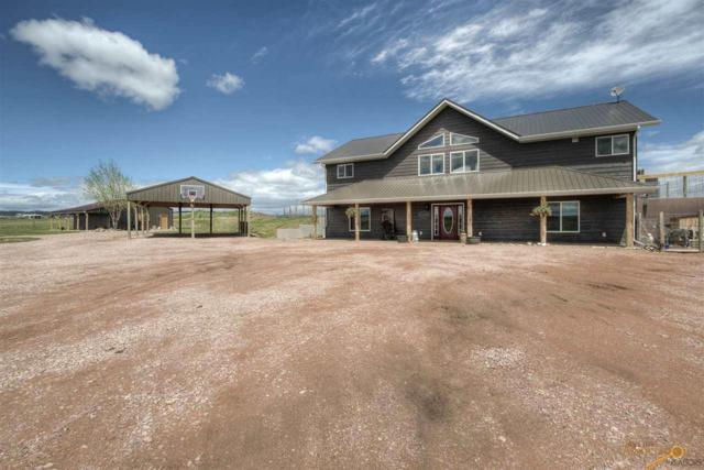 14184 Dry Creek Road, Hermosa, SD 57744 (MLS #144518) :: Dupont Real Estate Inc.