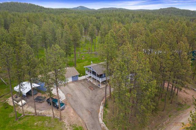 22479 Alpine Acres, Deadwood, SD 57731 (MLS #144542) :: Christians Team Real Estate, Inc.