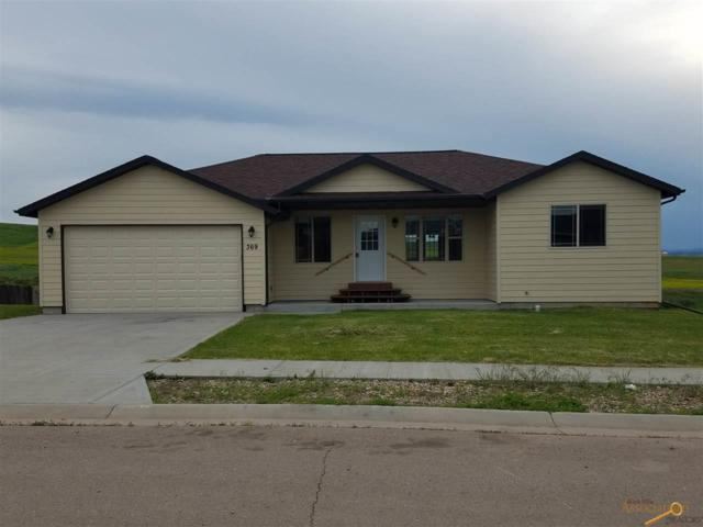 369 Big Badger Dr, Box Elder, SD 57719 (MLS #144546) :: Christians Team Real Estate, Inc.