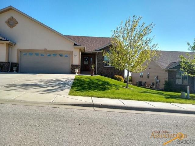 324 Enchanted Pines Dr, Rapid City, SD 57701 (MLS #144551) :: Christians Team Real Estate, Inc.