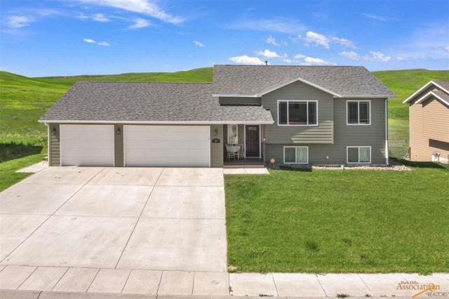 327 Lone Soldier Ct, Box Elder, SD 57719 (MLS #144561) :: Christians Team Real Estate, Inc.