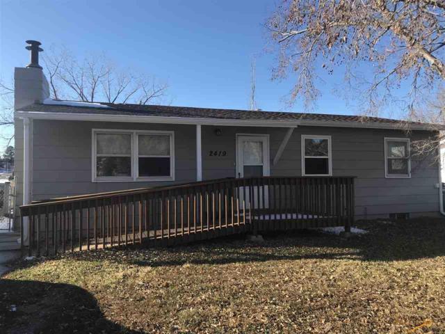 2419 Sheridan Lake Rd, Rapid, SD 57702 (MLS #144566) :: Christians Team Real Estate, Inc.