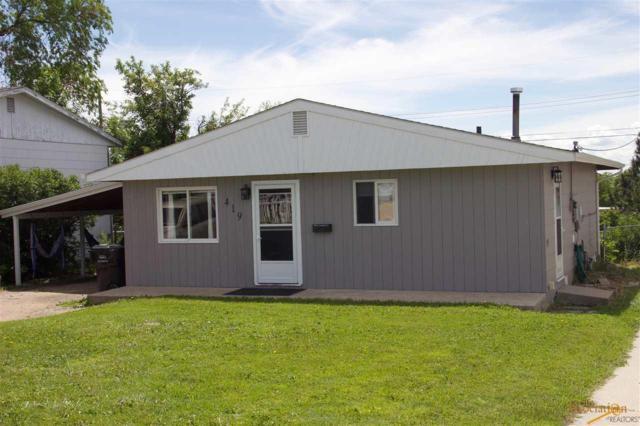 419 E Jackson, Rapid City, SD 57701 (MLS #144569) :: Christians Team Real Estate, Inc.