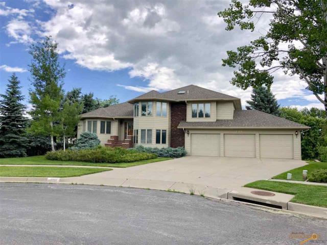 609 Alta Vista Ct, Rapid City, SD 57701 (MLS #144631) :: Christians Team Real Estate, Inc.