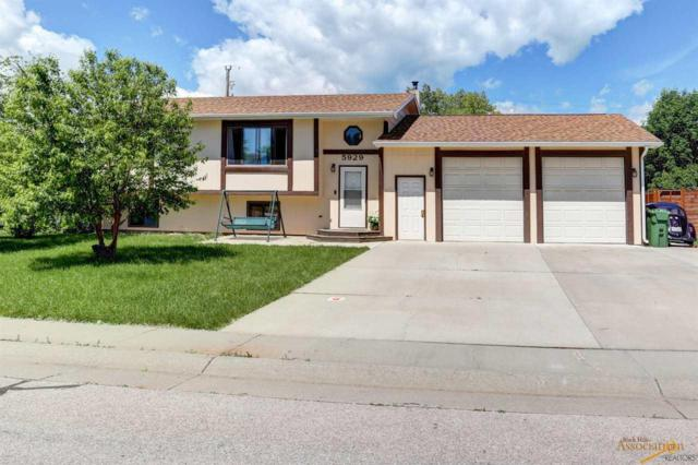 5929 Northdale Dr, Black Hawk, SD 57718 (MLS #144641) :: Christians Team Real Estate, Inc.