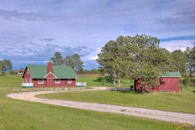 12027 W Hwy 16, Custer, SD 57730 (MLS #144650) :: Christians Team Real Estate, Inc.