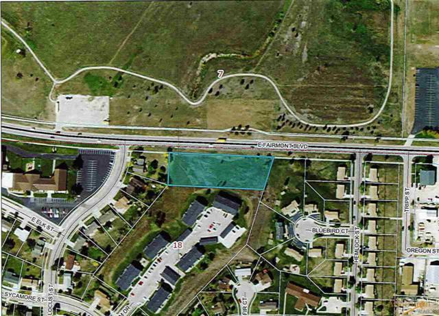 tbd Fairmont Blvd, Rapid City, SD 57701 (MLS #144662) :: Christians Team Real Estate, Inc.