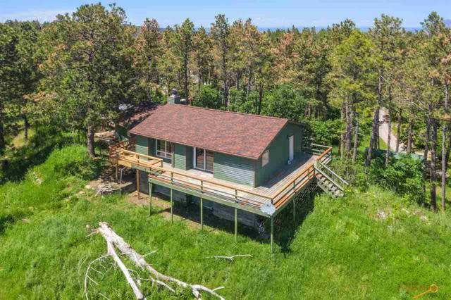 8241 S Blucksberg Mountain Rd, Sturgis, SD 57785 (MLS #144688) :: Christians Team Real Estate, Inc.