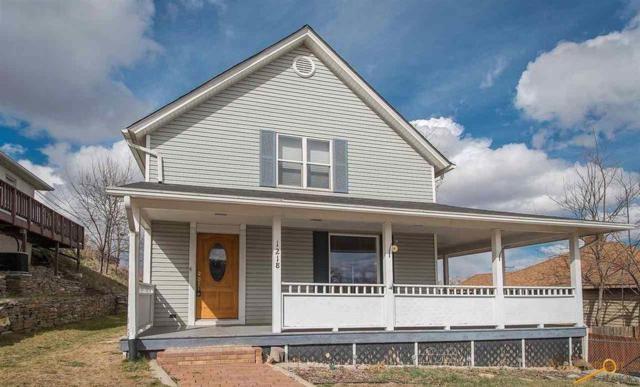 1218 Fulton, Rapid City, SD 57701 (MLS #144778) :: Dupont Real Estate Inc.