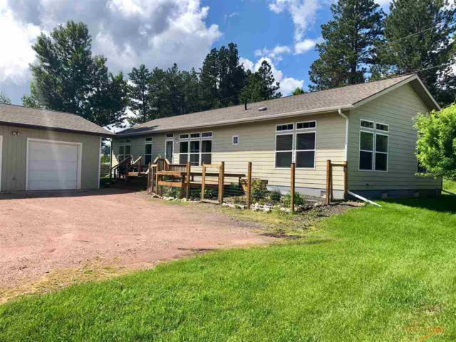 970 Smokey Dr, Hill City, SD 57745 (MLS #144803) :: Christians Team Real Estate, Inc.