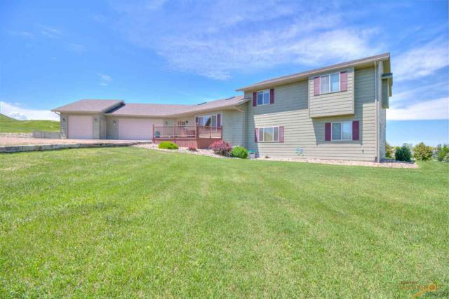 2670 Wild Horse Dr, Rapid City, SD 57703 (MLS #144816) :: Dupont Real Estate Inc.