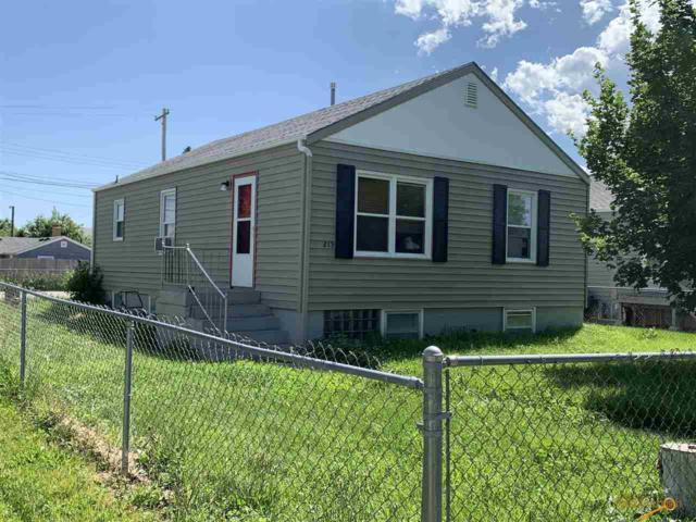 215 E Monroe, Rapid City, SD 57701 (MLS #144923) :: Dupont Real Estate Inc.