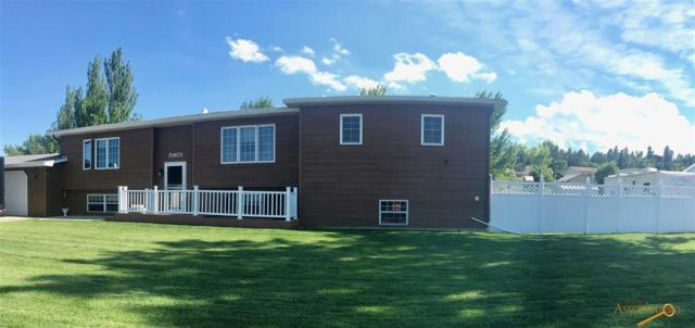 5801 W Elm, Black Hawk, SD 57718 (MLS #144984) :: Dupont Real Estate Inc.