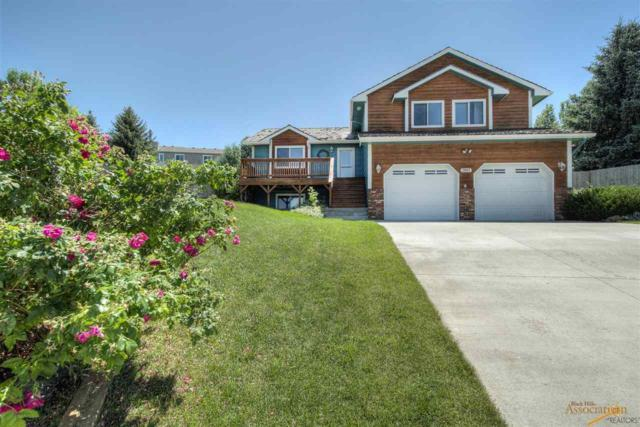 3811 Parkridge Circle, Rapid City, SD 57702 (MLS #144993) :: VIP Properties
