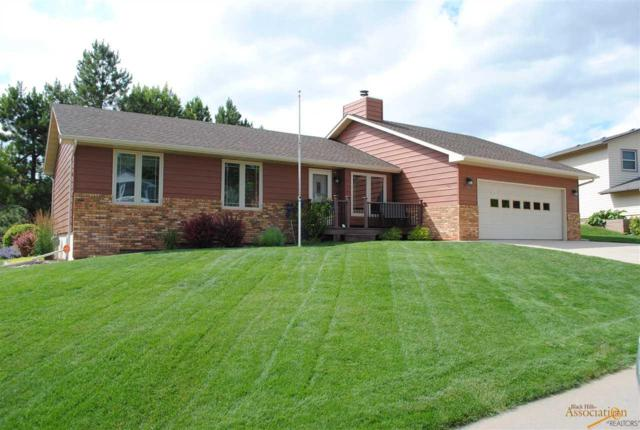 3704 Winners Cir, Rapid City, SD 57702 (MLS #145000) :: Dupont Real Estate Inc.