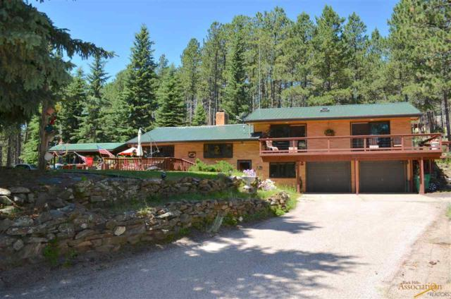 12741 Other, Keystone, SD 57751 (MLS #145012) :: Christians Team Real Estate, Inc.