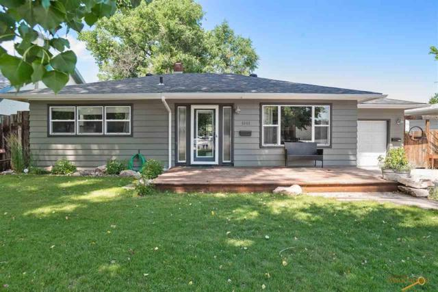 1001 Lawrence St, Belle Fourche, SD 57717 (MLS #145019) :: Christians Team Real Estate, Inc.