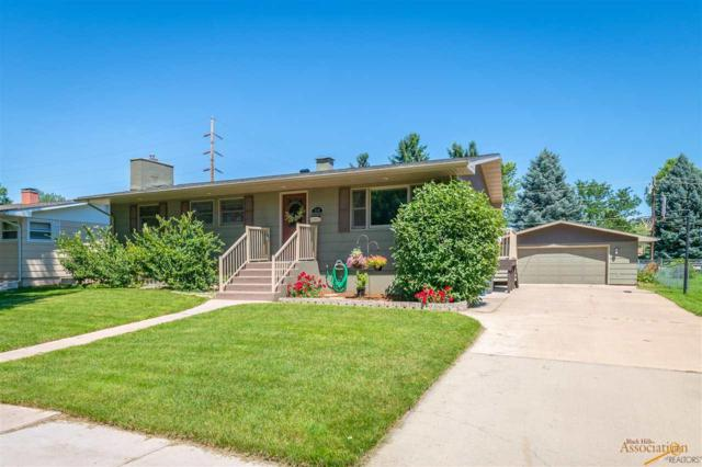 2118 Jane Dr, Rapid City, SD 57702 (MLS #145044) :: Dupont Real Estate Inc.