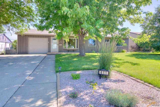 411 E Oakland, Rapid City, SD 57701 (MLS #145060) :: Dupont Real Estate Inc.